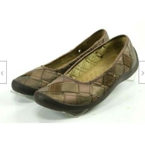 Privo By Clarks Women's Flat Shoes Size 8.5
